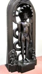 """Parshvanatha - """"naked Buddha"""""""