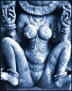 The Goddess Lajja Gauri