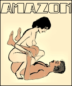 Amazon sex position