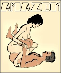 Amazon sex position