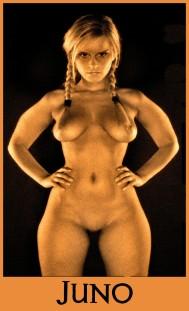 The Goddess Juno
