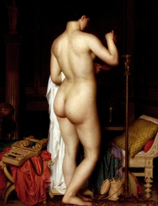 Sappho by Gleyre