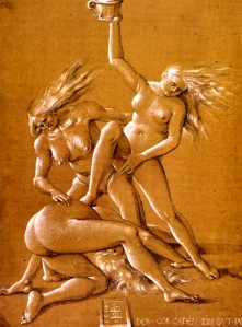 Baldung witches